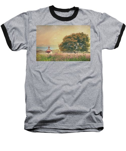 Of Days Gone By Baseball T-Shirt by Laurie Search