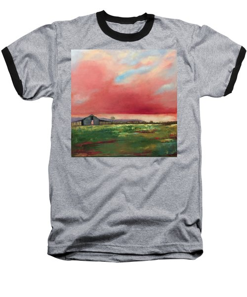 Off Highway 27 Baseball T-Shirt