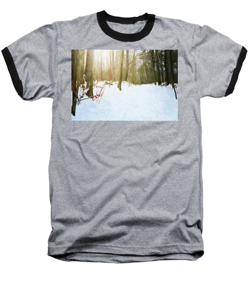 Off The Beaten Path Baseball T-Shirt