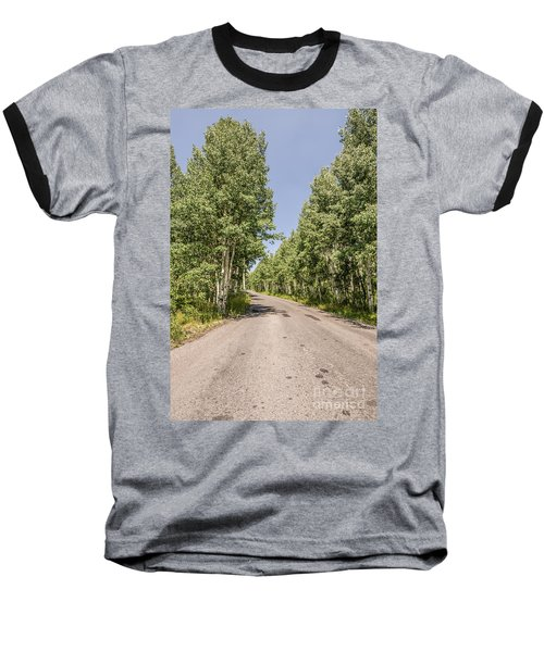 Baseball T-Shirt featuring the photograph Off The Beaten Path by Sue Smith
