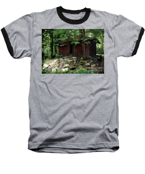 Off The Grid Baseball T-Shirt