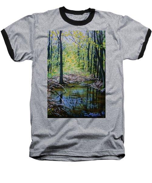 Off The Trail Baseball T-Shirt