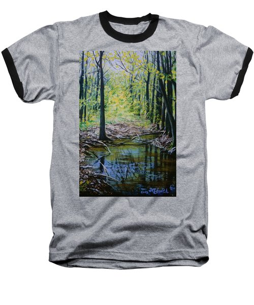 Off The Trail Baseball T-Shirt
