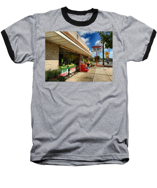 Off To The Market Baseball T-Shirt