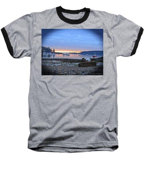 Office Of The Sea Baseball T-Shirt