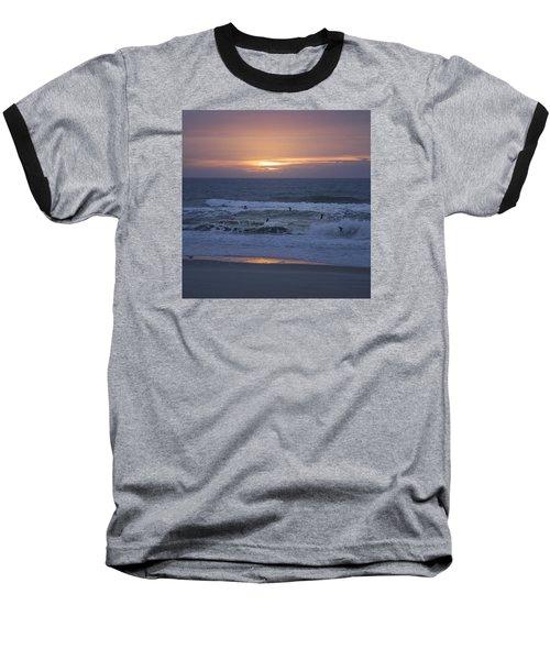 Office View Baseball T-Shirt