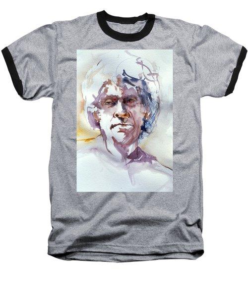 Ogden Head Study 1 Baseball T-Shirt