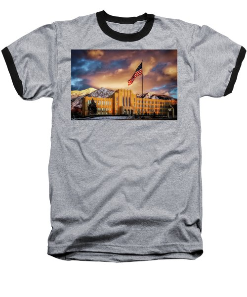 Ogden High School At Sunset Baseball T-Shirt