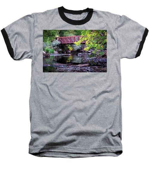 Ogden River Bridge Baseball T-Shirt