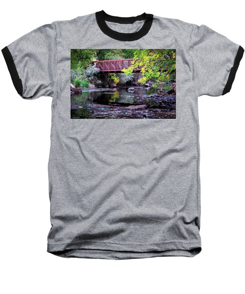 Ogden River Bridge Baseball T-Shirt
