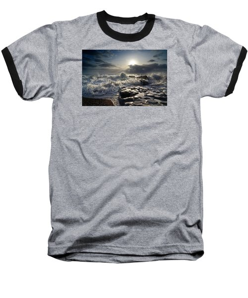 Ogmore By Sea Baseball T-Shirt
