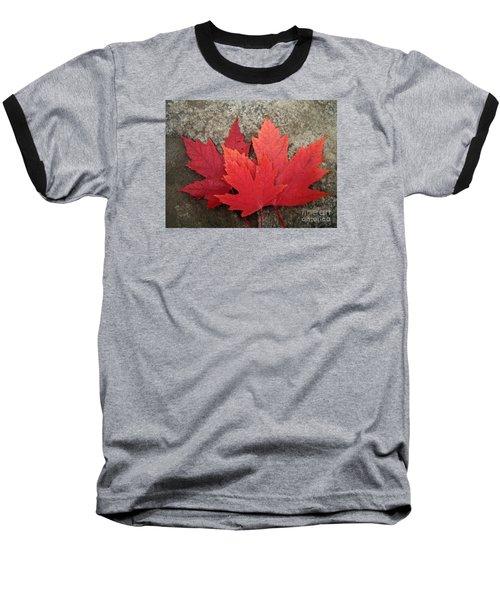Oh Canada Baseball T-Shirt
