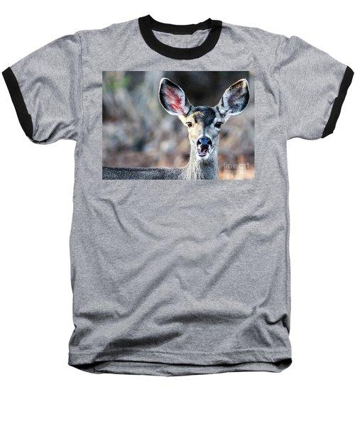 Oh, Deer Baseball T-Shirt