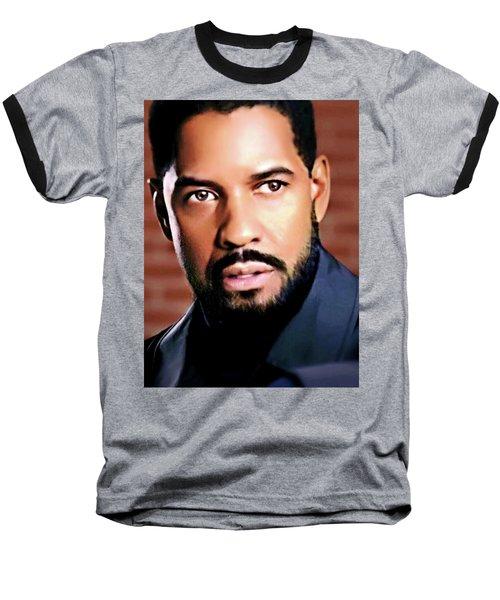 Oh, Lawd Denzel Baseball T-Shirt