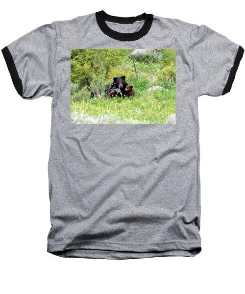 Oh Mom Baseball T-Shirt