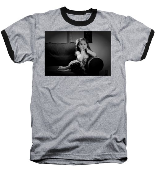 Oh My Baseball T-Shirt by Kevin Cable