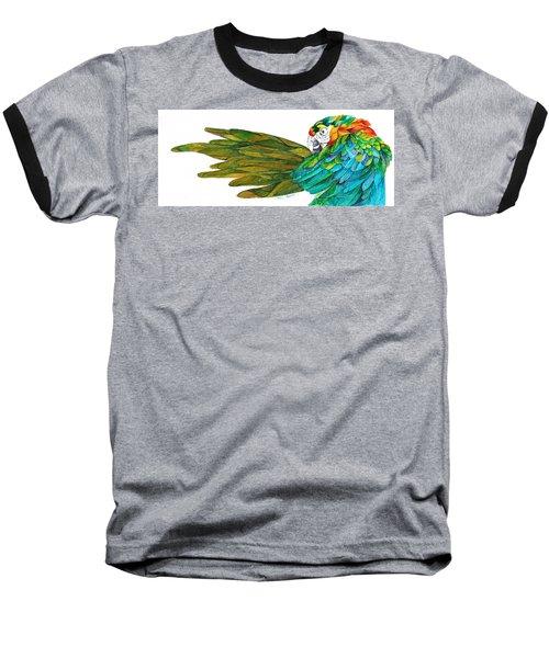Oh Mya Baseball T-Shirt by Sherry Shipley