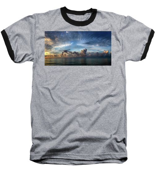 Oh, What A Beautiful Morning Baseball T-Shirt