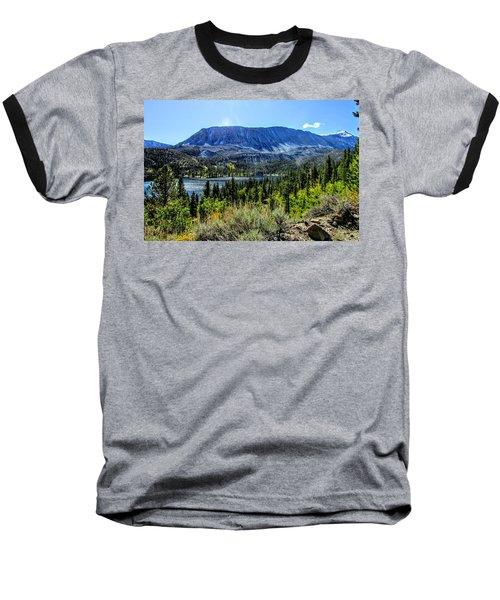 Oh What A View Baseball T-Shirt