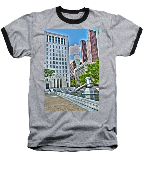 Ohio Supreme Court Baseball T-Shirt