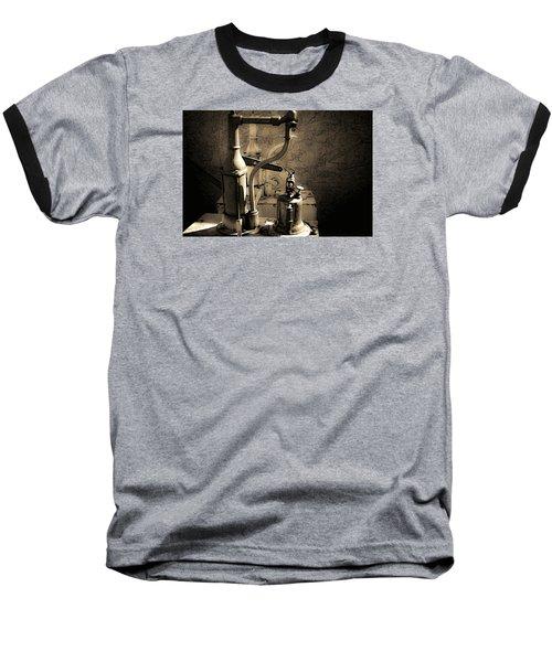 Oil Can Baseball T-Shirt