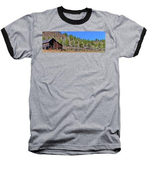 Ok Corral Baseball T-Shirt by Ansel Price