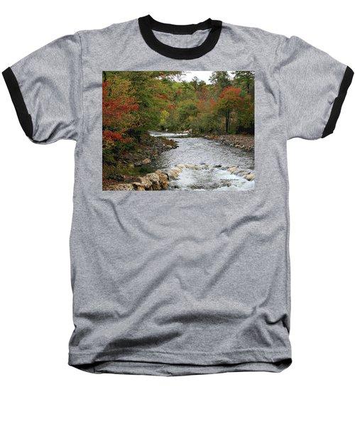 Ok Fishing Baseball T-Shirt