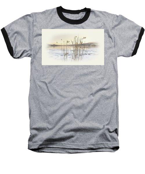 Baseball T-Shirt featuring the photograph Okanagan Glod by John Poon