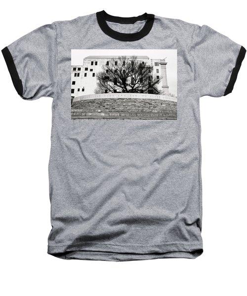 Oklahoma City Memorial 5 Baseball T-Shirt