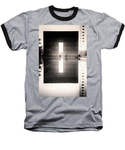 Oklahoma City Memorial Baseball T-Shirt