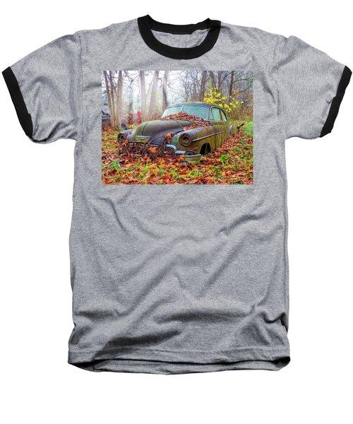 Ol' 49 Chevy Coupe Baseball T-Shirt