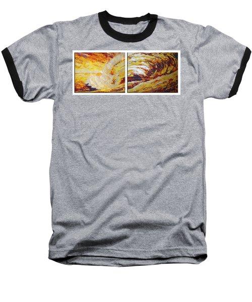 Ola Del Sol Baseball T-Shirt