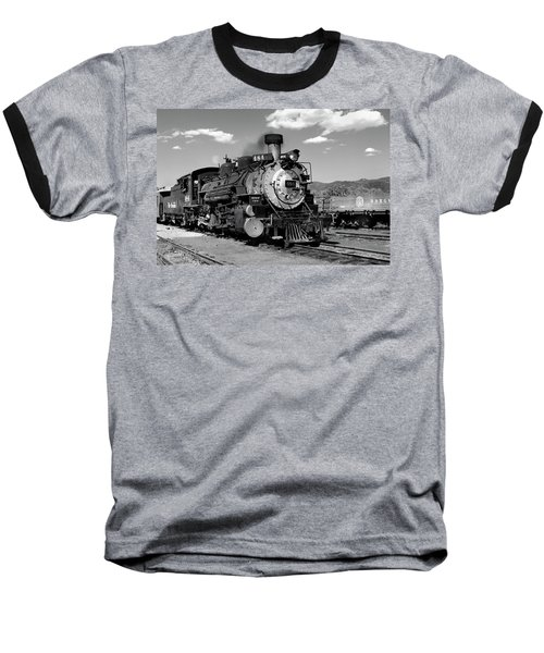 Baseball T-Shirt featuring the photograph Old 484 I by Ron Cline