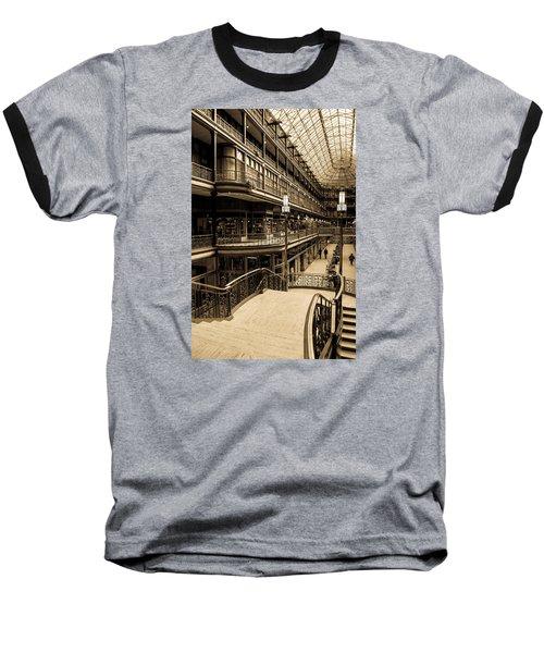 Old Arcade Baseball T-Shirt