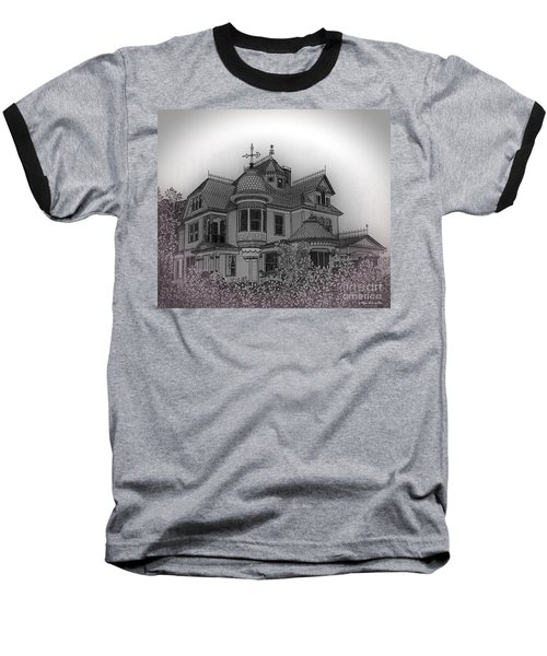 Aristocrat Baseball T-Shirt by Megan Dirsa-DuBois