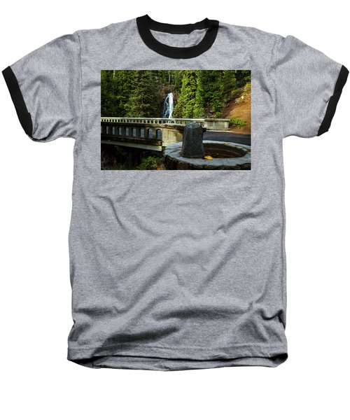 Old Barlow Road Bridge Baseball T-Shirt