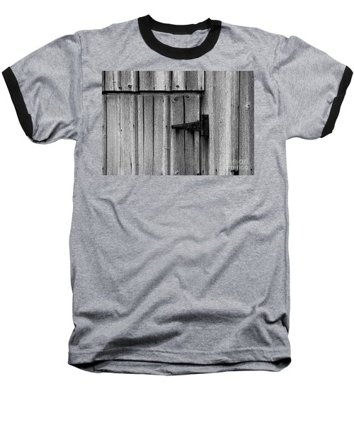 Old Barn Door Baseball T-Shirt