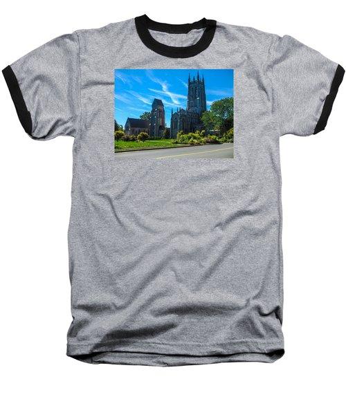 Old Beauty Of History  Baseball T-Shirt