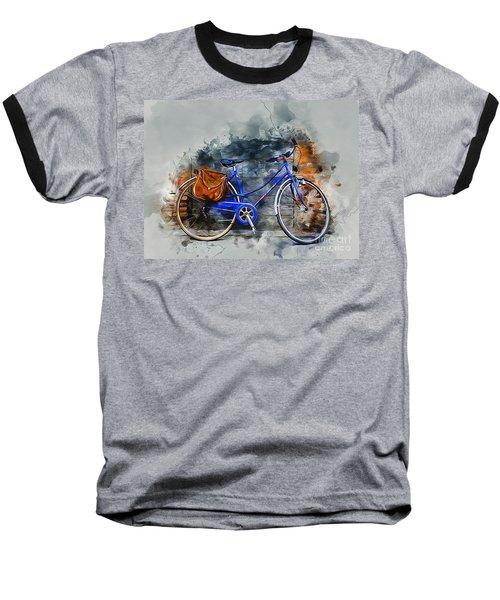 Old Bicycle Baseball T-Shirt