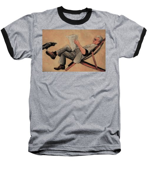 Old Birds Baseball T-Shirt