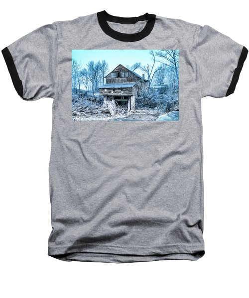 Old Blackiston Mill Baseball T-Shirt