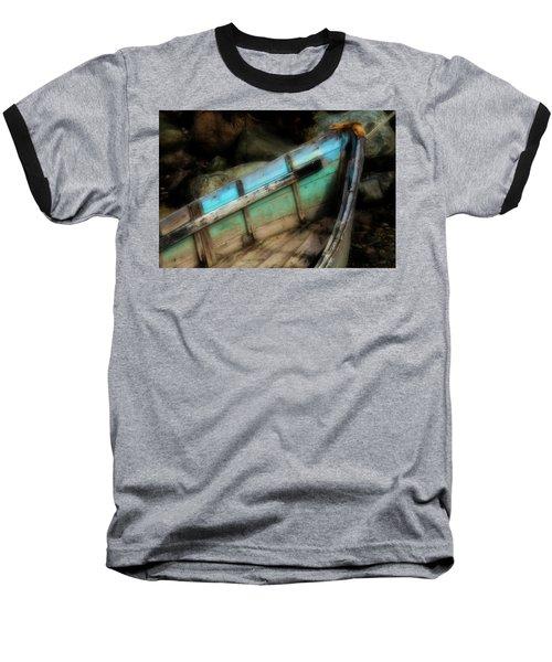Old Boat 1 Stonington Maine Baseball T-Shirt