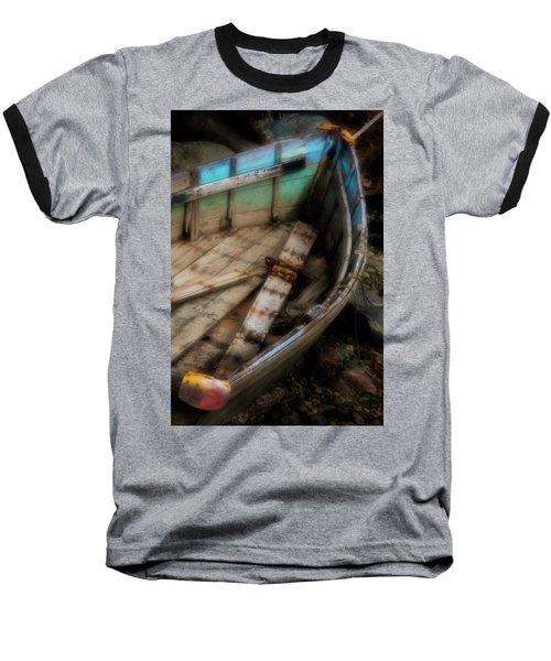 Old Boat 2 Stonington Maine Baseball T-Shirt