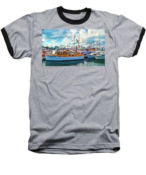 Old Boats Baseball T-Shirt