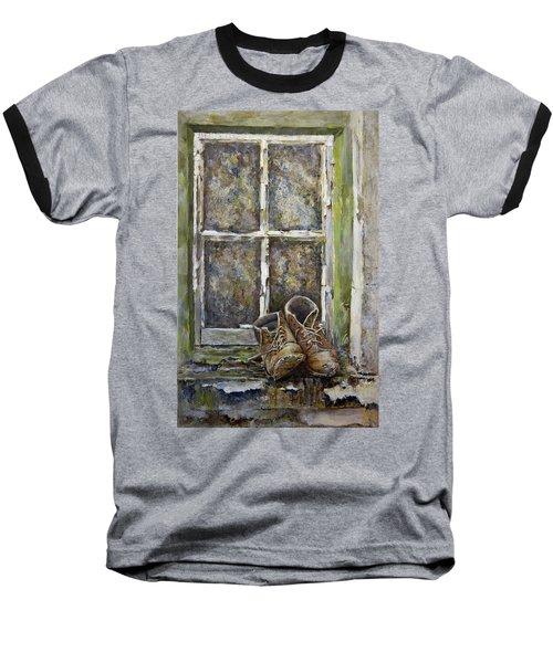 Old Boots Baseball T-Shirt