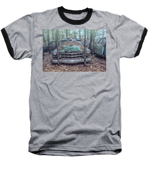Old Caddy Baseball T-Shirt