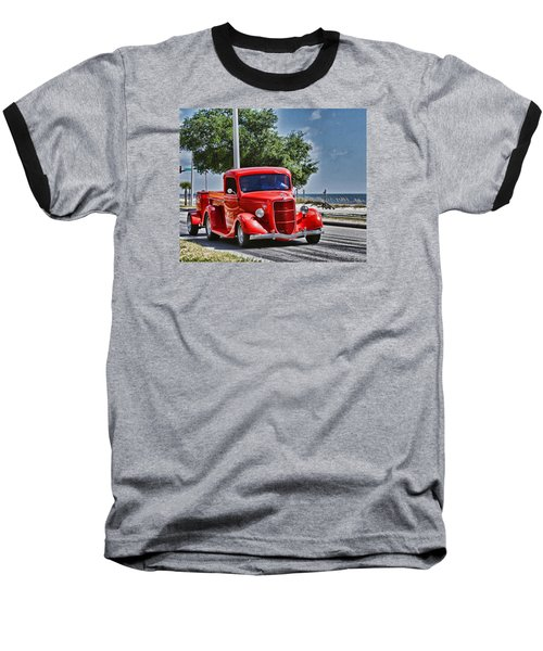Old Car 2 Baseball T-Shirt
