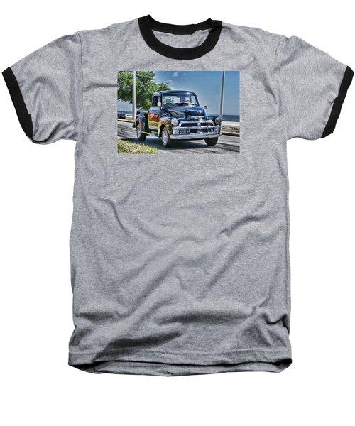 Old Car 3 Baseball T-Shirt