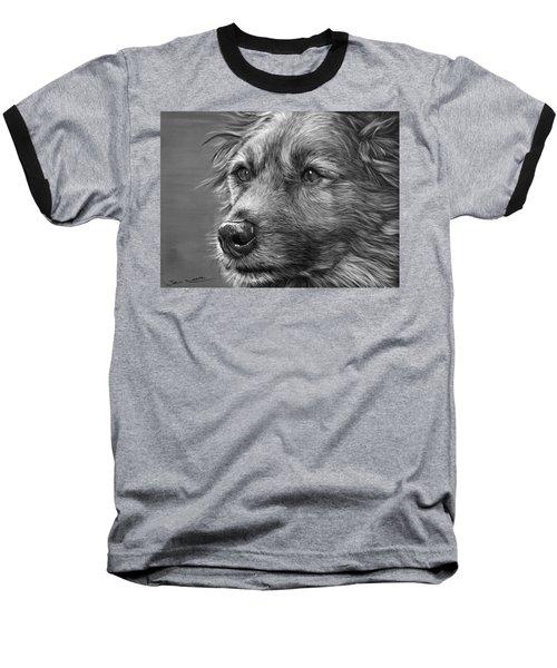 Old Charlie Baseball T-Shirt