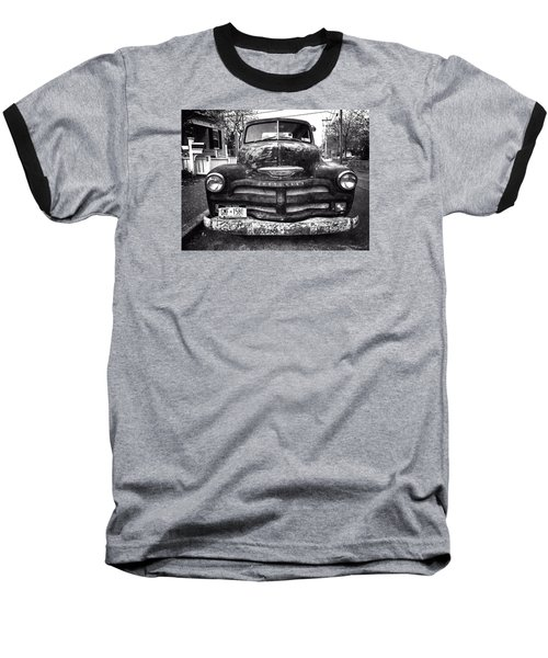 Old Chevy 2 Baseball T-Shirt